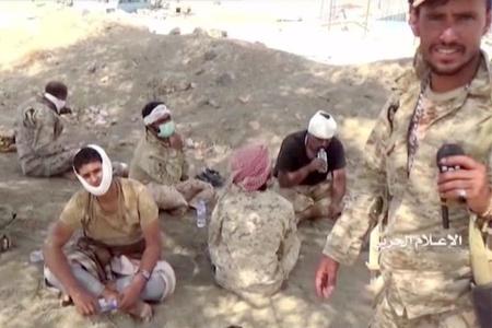也门胡塞武装称击败沙特3个旅 俘获上千名士兵
