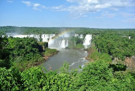 探秘世界最宽瀑布-伊瓜苏大瀑布
