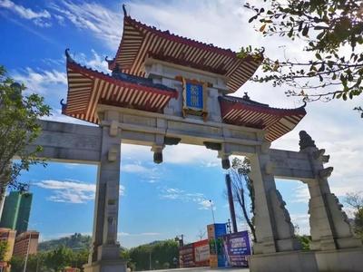 韶城小众旅游景点