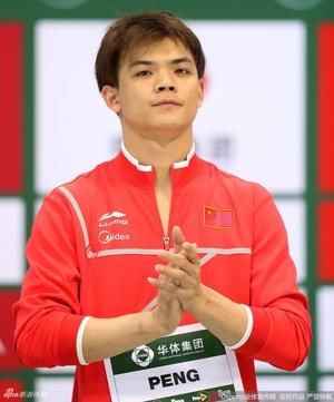 跳水系列赛3米板王宗源获铜牌