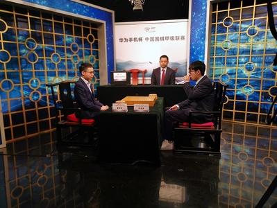 高清-围甲联赛第3轮央视直播 伊凌涛VS童梦成