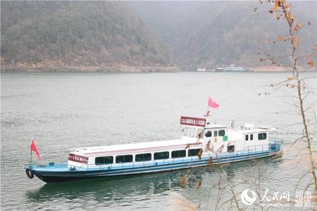 湖南安化:水上法庭行千里,公平正义进万家