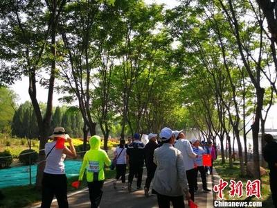 第四届中国阳城国际徒步大会