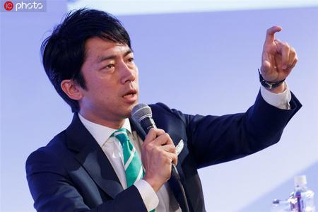 """日本高层""""大换血"""" 前首相之子首次进入内阁"""