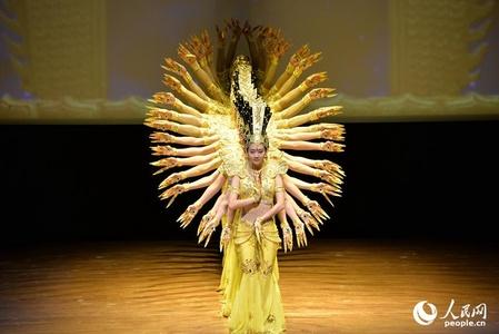 """中国残疾人艺术团""""我的梦""""演出在纽约林肯中心成功举行"""