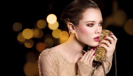 彩妆系列广告摄影图