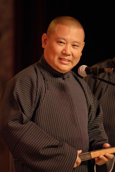 北京台呼吁抵制郭德纲当事人微博貌似道歉