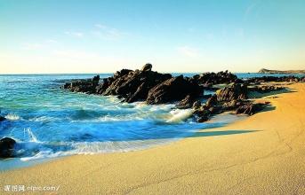 海边风景1摄影图 自然风景