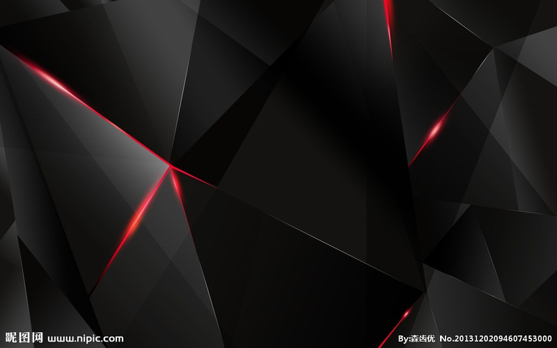 黑色科技桌面背景图片