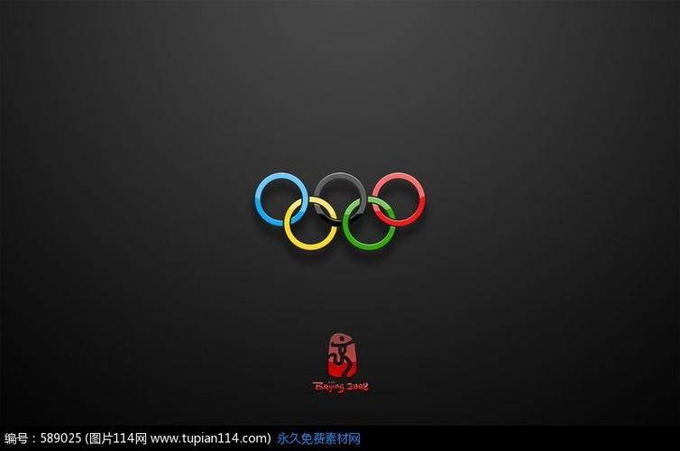 使用AI画奥运五环
