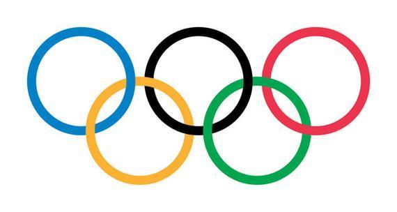 奥运五环是怎么设计的