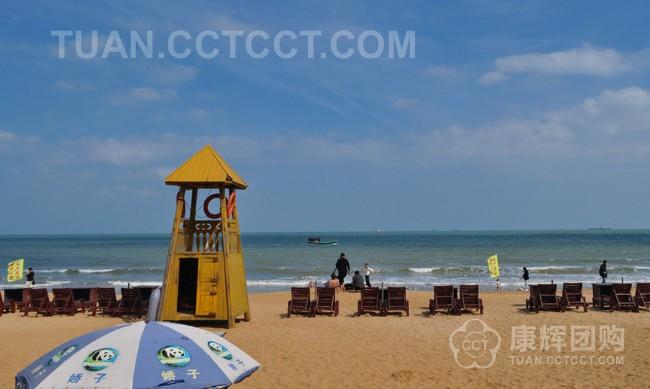 海口假日海滩在哪里?怎么去?