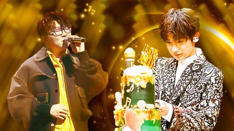 中国音乐公告牌之王源绝版舞台与粉丝庆生 邓紫棋毛不易同台打歌
