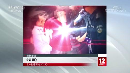 《天网》 20191114 A级通缉令2019(一)