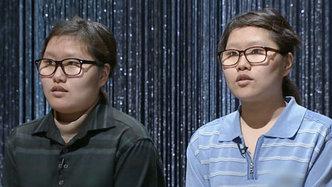 双胞胎姐妹摆脱大妈称号变回少女