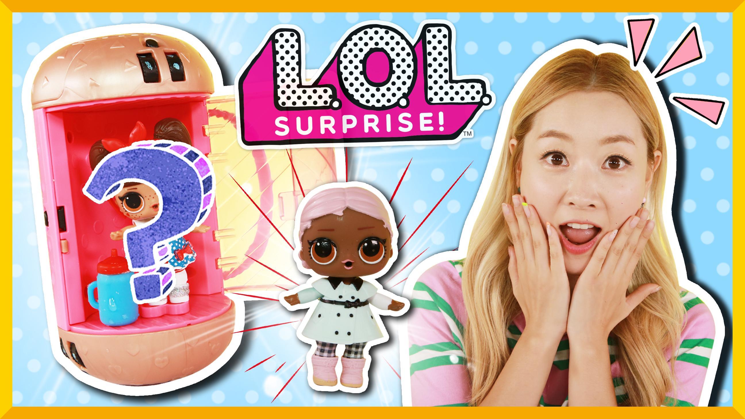 破解LOL出奇蛋的秘密可爱公仔娃娃惊喜开箱 | 爱丽和故事 EllieAndStory