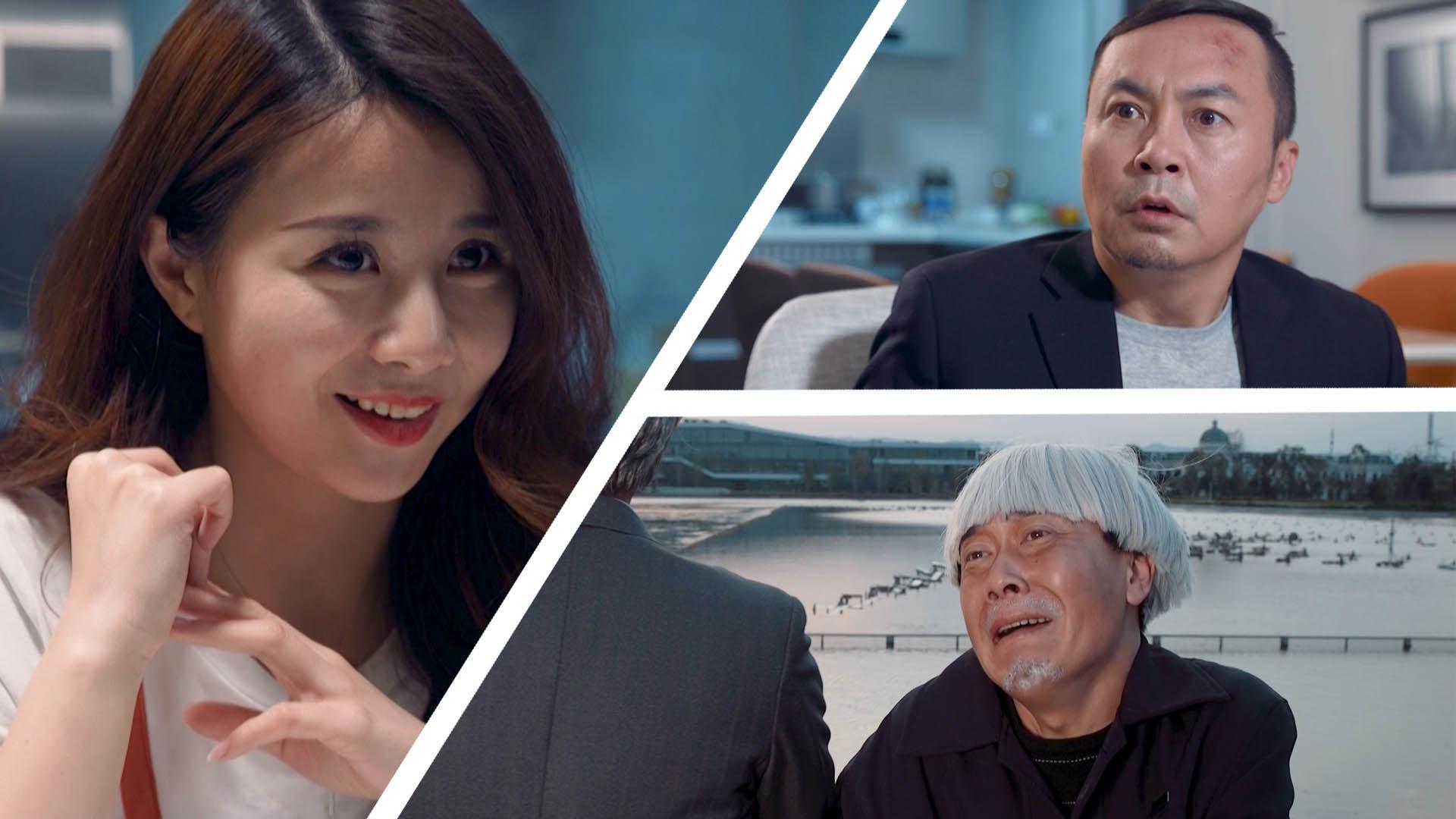 《陈翔六点半》第209集 疯狂演员,为能演戏主动扮演导演老婆!