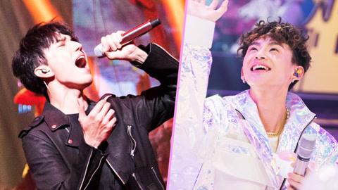 中国音乐公告牌之迪玛希秀穿透力高音 小鬼彩色糖果衣造梦幻童话