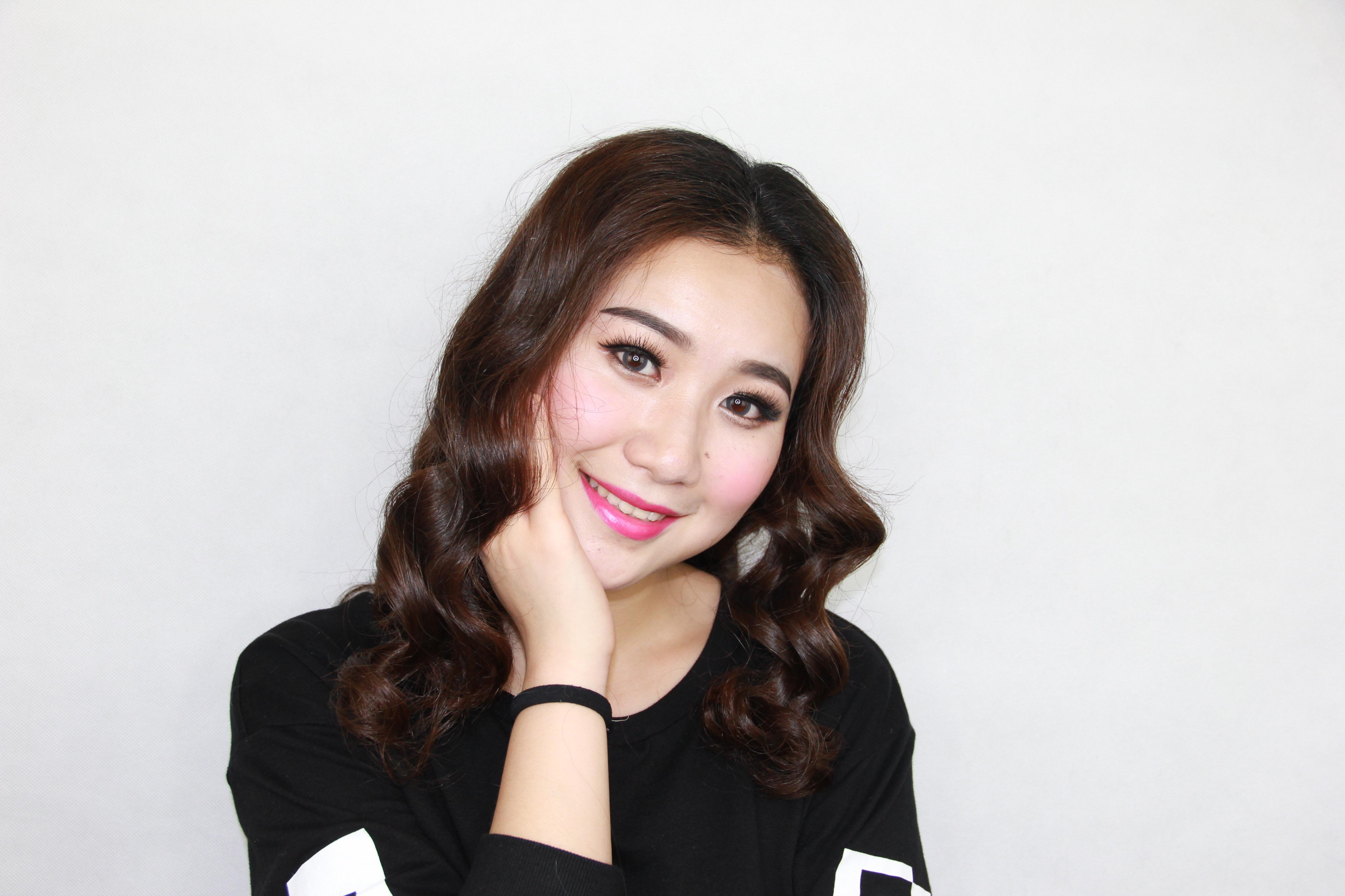 韩式美妆-吸睛日常约会妆容