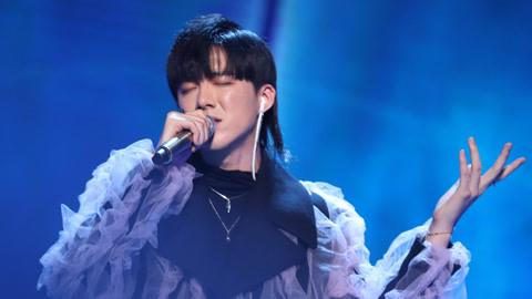 中国音乐公告牌之刘宇宁高音穿破玻璃 坤音四子ONER出道首演