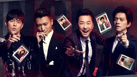 中国好声音之杰伦送另类中秋祝福 霆锋为节目做新歌《空》首唱