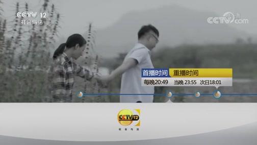 《普法栏目剧》 20191009 希望的田野系列剧·芦花的晚餐(下集)