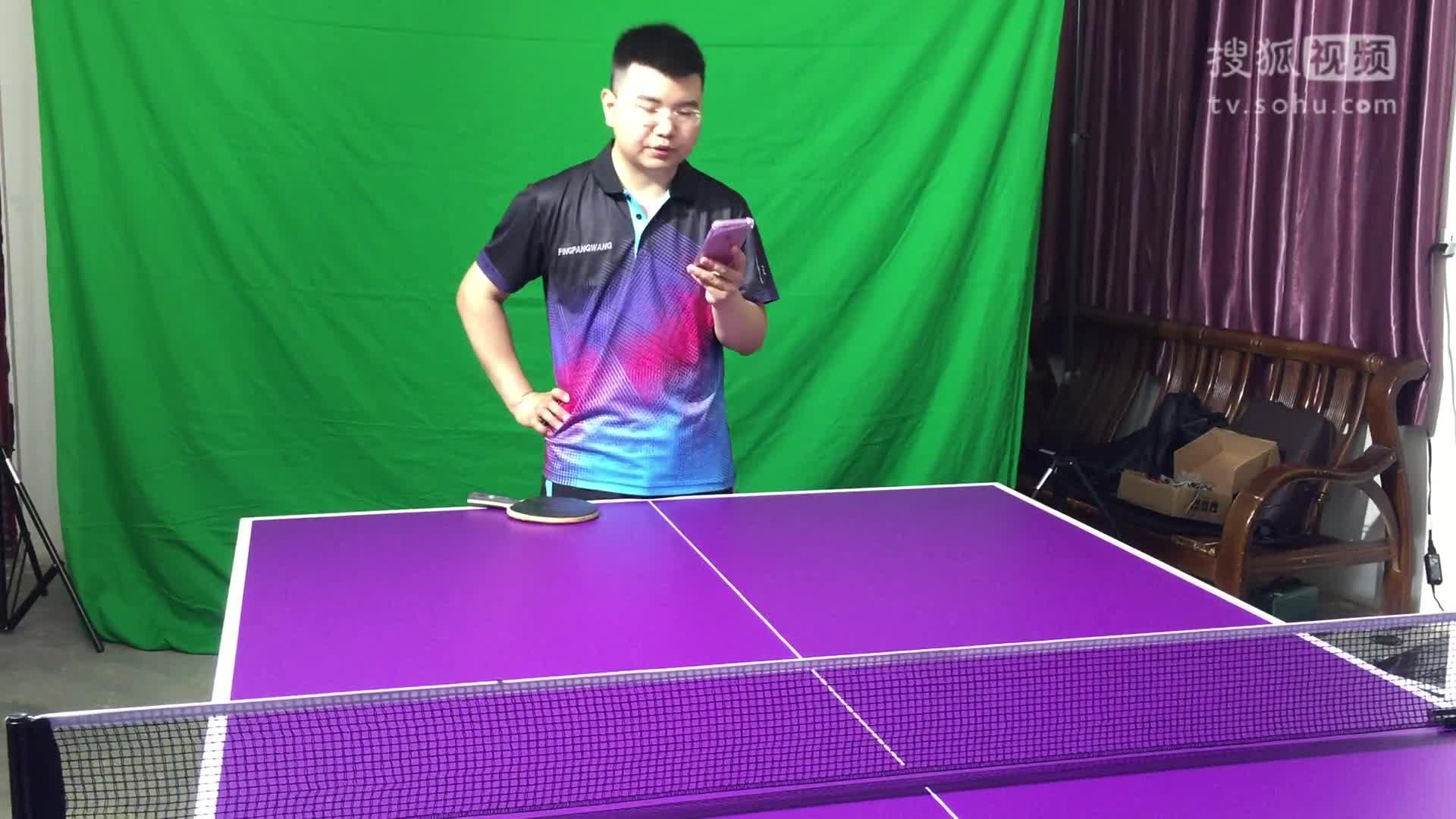 《乒乓网私人教练》擦网球真的能接好吗?一样有规律可循_乒乓球教学视频