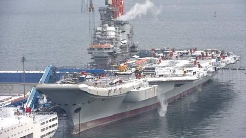 """中国海军未来""""四大金刚""""可能是4艘航母!"""