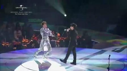 孙耀威比林志颖更耐看,他和张敬轩合唱这首歌太好听了,歌名是?