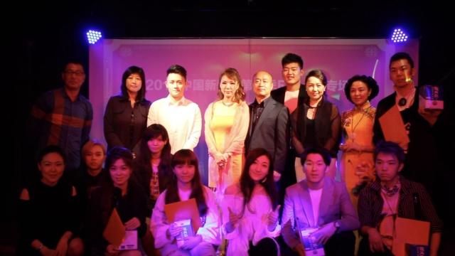 中国新歌声日本海选,长宇赞少女