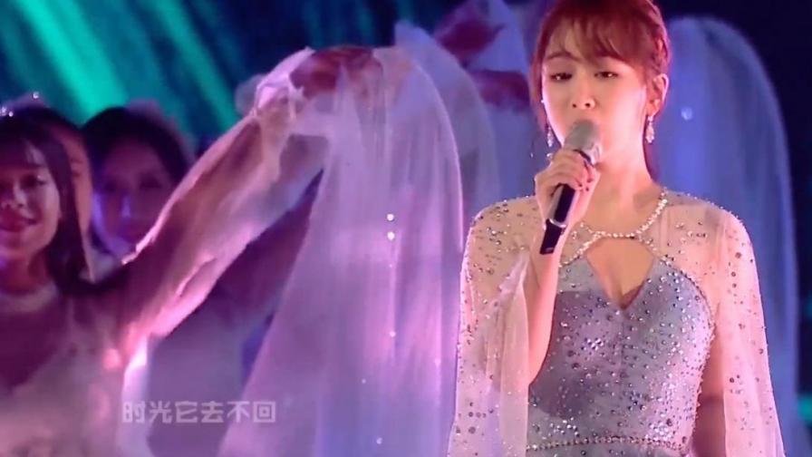 杨紫小仙女,一个被演戏耽误了的歌手,嗓音不输专业歌手!