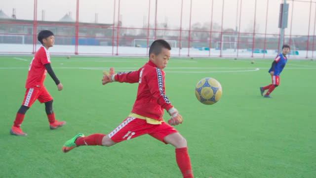 中国足球小将GK邝了解一下! [酷] [酷]