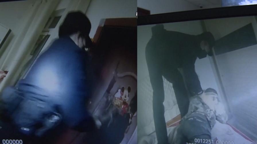失恋小伙反锁在家点被褥自杀,民警紧急砸门现场聊感情史
