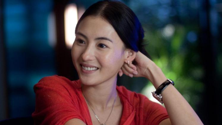 张柏芝表白刘心悠望合作 网友吐槽:以为是你