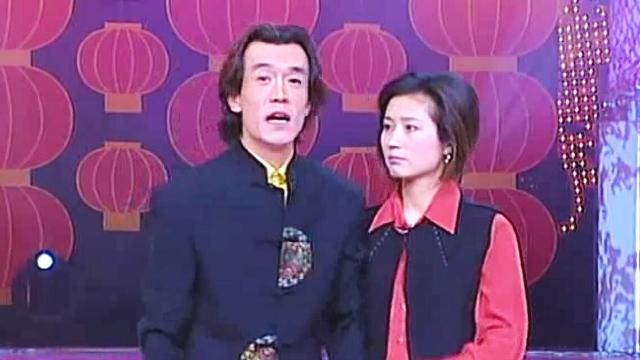 16年前,李咏老师在春晚表演的一个小品,怀念他!