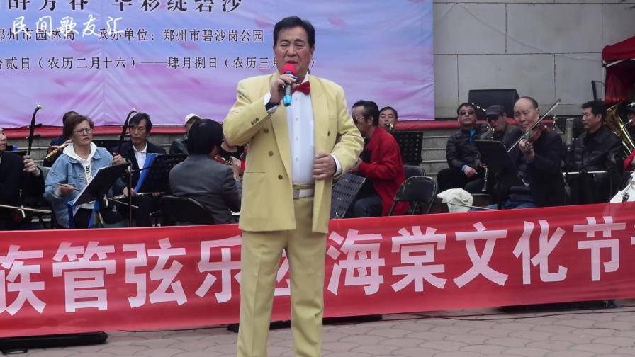 高手在民间,60岁大叔演唱《敢问路在何方》嗓音独特,百听不厌!