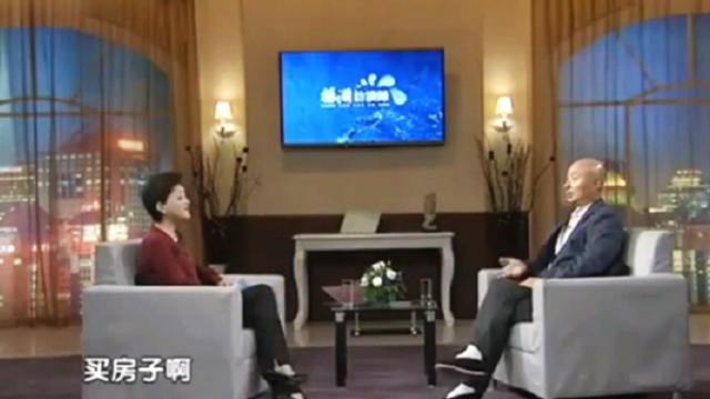 陈佩斯:挣这么多钱干嘛?杨澜采访