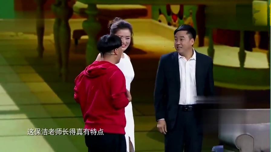 赵本山最丑的徒弟挑战抗笑人,表演能力很出众挑战成功.
