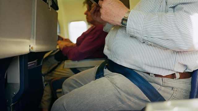 因旁边乘客太胖,男子把英航给告了