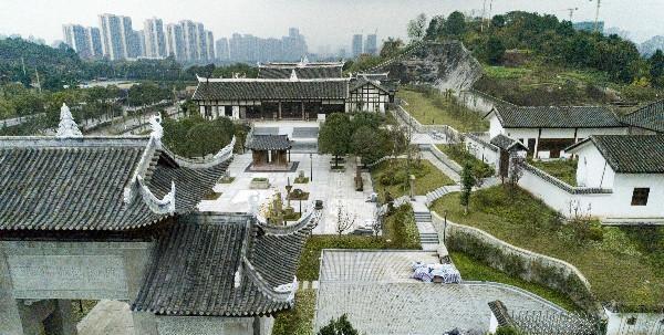 dnf私服pvf解碼西永,竟是重慶最文化的住區