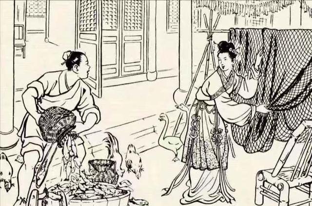 全民奇迹私服网民间故事:小娘子红杏出墙,与情夫联手害了相公
