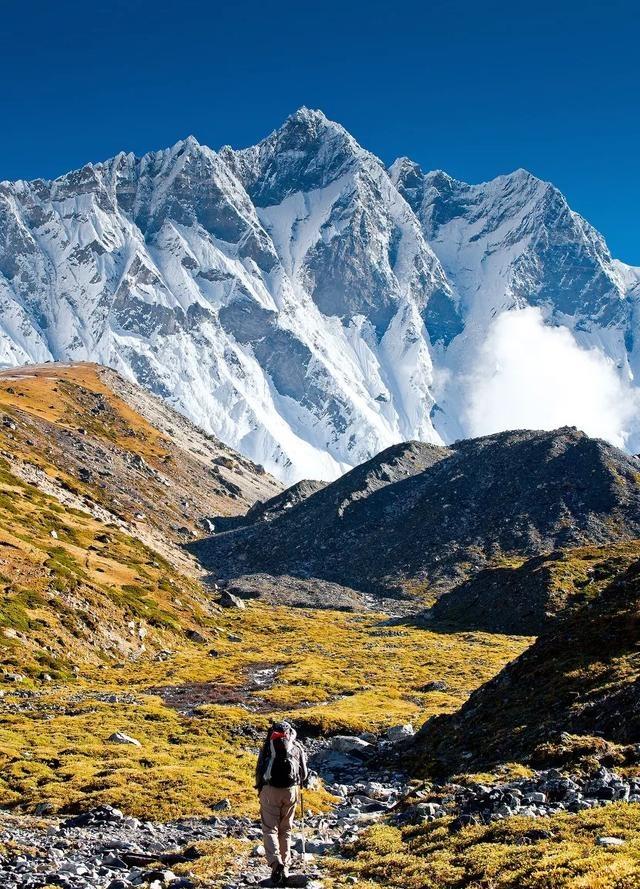 全民奇迹私服下载平台尼泊尔 | 行走在云端,这个世界最最最顶级的雪山之巅