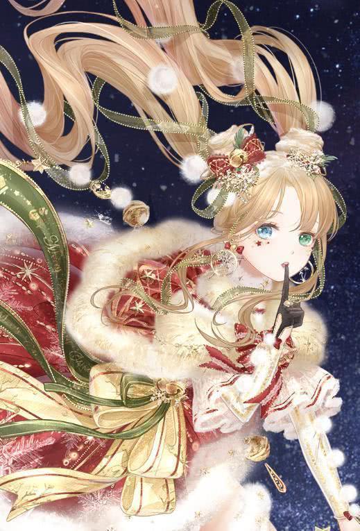 找魔域私服发布网二次元中的圣诞服饰大PK,缇娅精致甜美,貂蝉性感