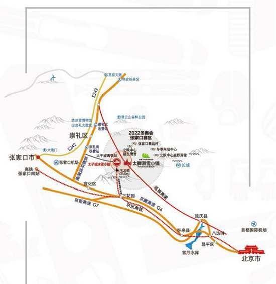 今天新开天龙sf京张高铁通车在即,助力南方宾客更方便地直抵太舞