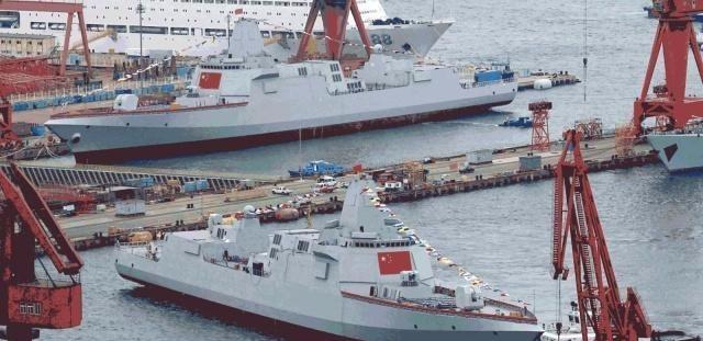 最新天龙八部私服军舰速度单位节代表的什么意思,055最快30节,换成公里是多少呢