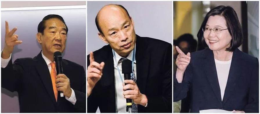 全民奇迹私服韩国瑜的年轻人支持度比宋楚瑜还低?《博恩夜夜秀》了解一下!