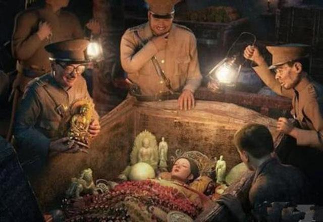 谁给我个天龙八部私服孙殿英先做土匪后挖清陵,其后代如何?儿子是万人敬仰的大人物