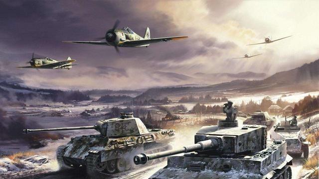 """天龙八部私服网站库尔斯克大会战 苏德坦克""""精英对抗""""分析 量变能否战胜质变?"""