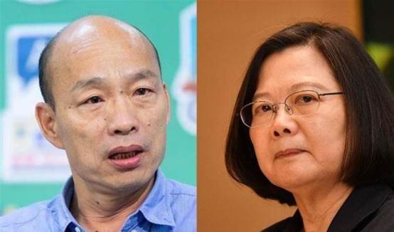 奇迹私服手游网站台湾领导人民调出炉,蔡英文53.4%、韩国瑜19.8%,网友:这能信?