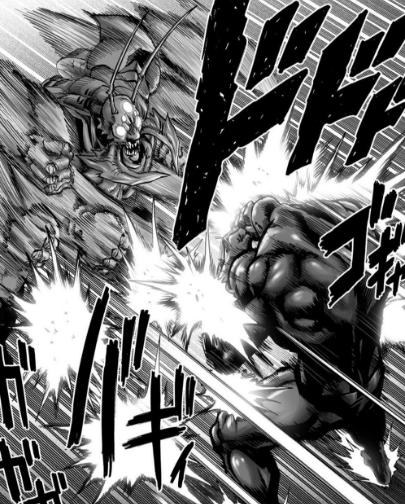 天龙八部私服发布网官方最新版一拳超人:被黑光一击秒杀的虫神,真的是鬼级怪人吗?